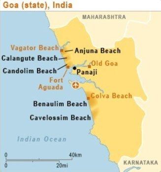 Varca Palms Beach Resort Teen Murti Fatrade Varca Salcette RT