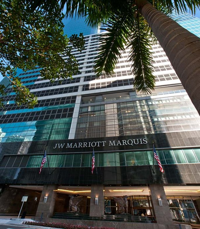 JW Marriott Marquis Miami