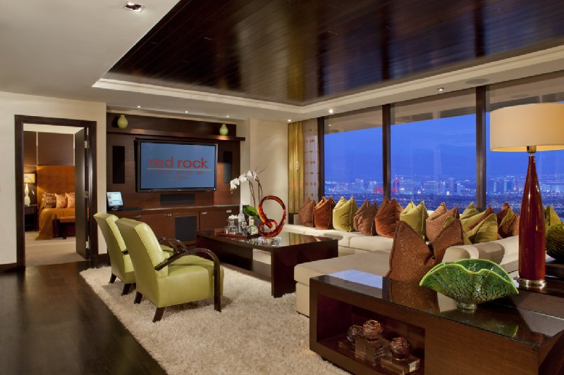 Presidential Living Room