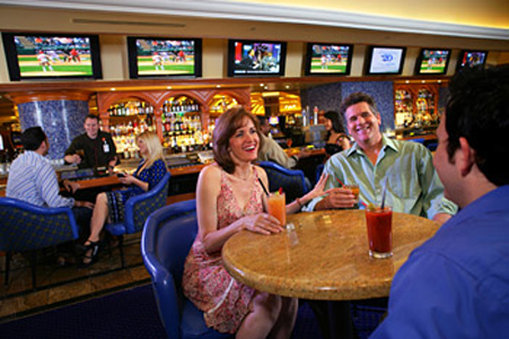 Del Mar Lounge at South Point