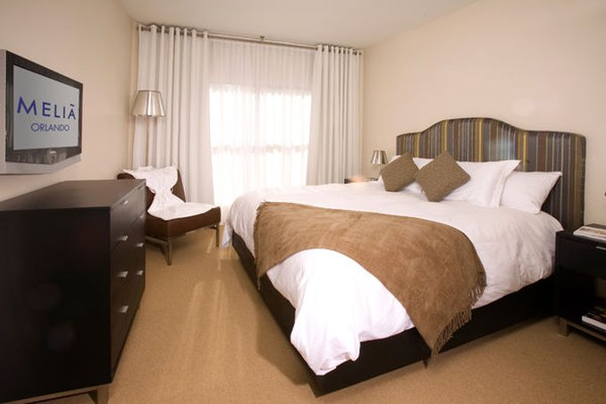 Normal Melia Orlando Bed Room Suite