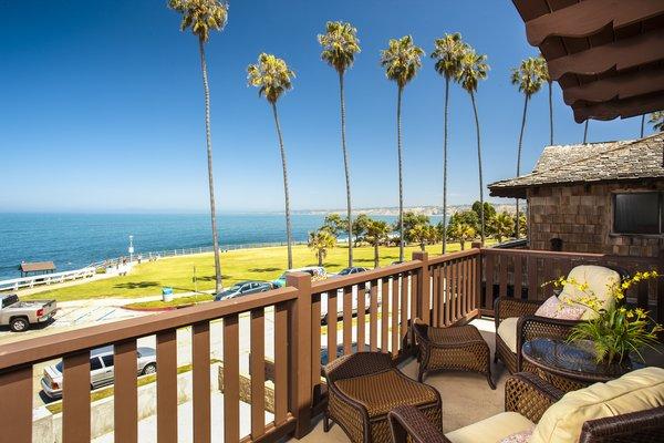 La Jolla oceanfront hotel Pantai Inn