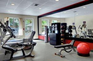 Fitness/ Exercise Room - Hilton Garden Inn East Tampa