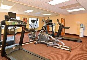 Fitness/ Exercise Room - Fairfield Inn & Suites by Marriott Cherokee