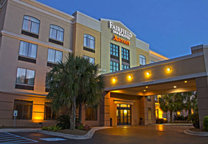 Exterior view - Fairfield Inn & Suites Airport North Charleston