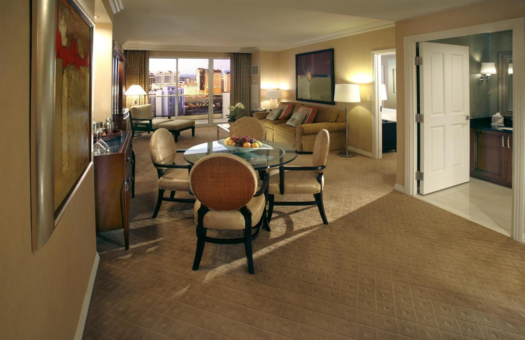 Meetings  Events At The Signature At MGM Grand Las Vegas Nevada - Mgm signature 2 bedroom suite