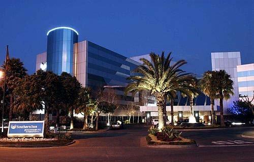 Southern Sun O R Tambo International Airport Hotel