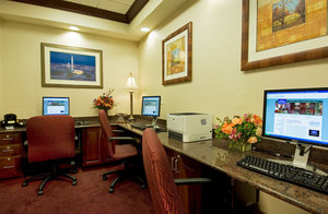 Conference Area - Hampton Inn & Suites Sterling