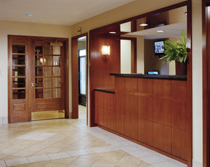 Lobby - New Haven Village Suites