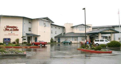 Hampton Inn & Suites Crescent Cty