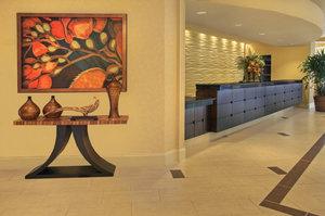 Lobby - DoubleTree by Hilton Hotel Little Rock