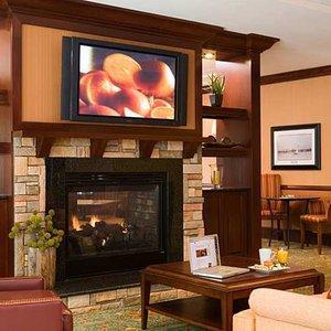 Lobby - Homewood Suites by Hilton Arlington