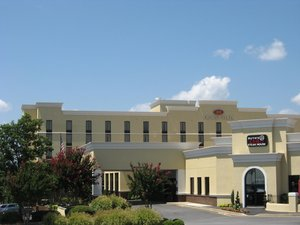 Exterior view - Crowne Plaza Hotel Greenville