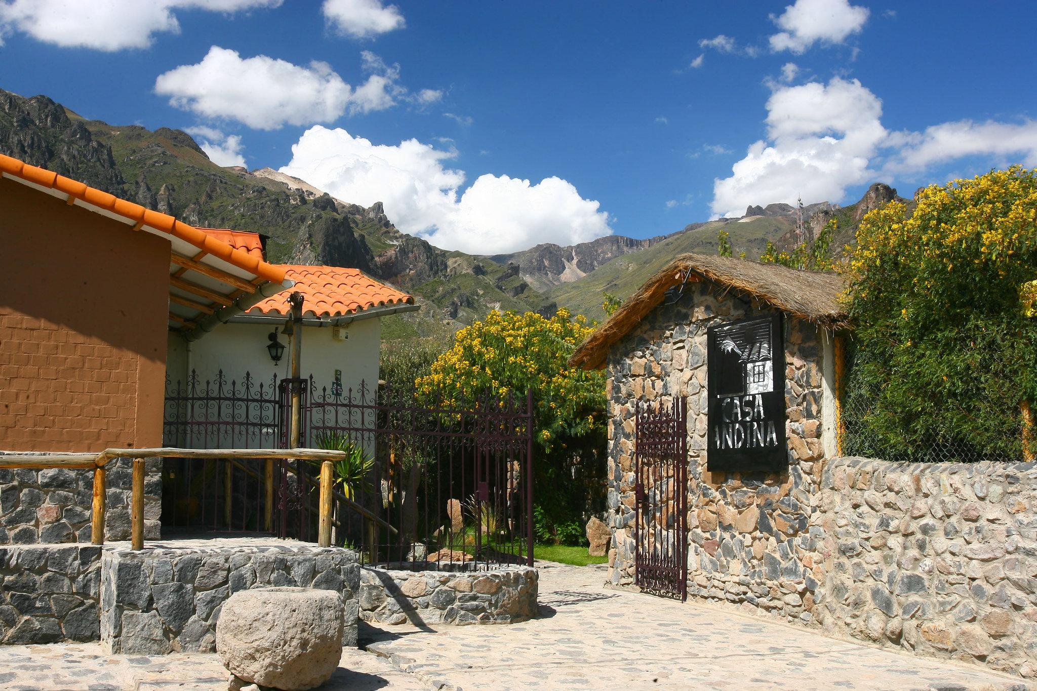 Meetings And Events At Casa Andina Standard Colca Chivay Pe