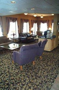 Lobby - Hampton Inn Shallowford Road Chattanooga