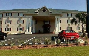 Exterior view - Ashton Inn & Suites Pensacola
