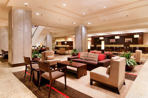 Lobby - Hilton Atlanta & Towers Hotel