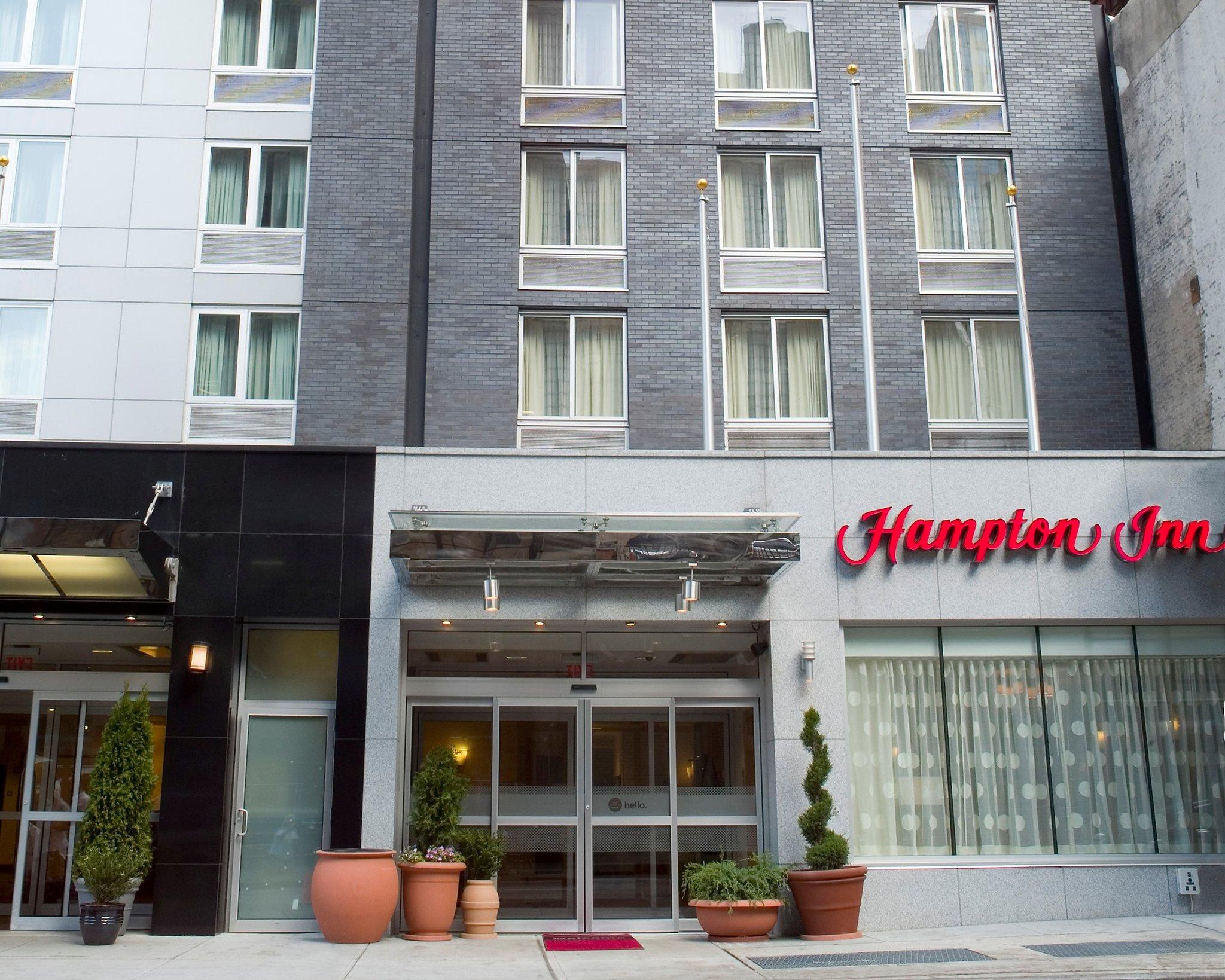 Meetings & Events at Hampton Inn Manhattan Times Square South New