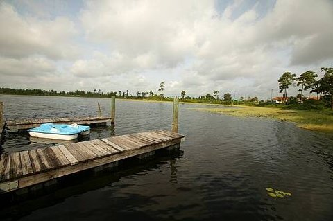 Dock at Grand Lake Resort Kissimmee