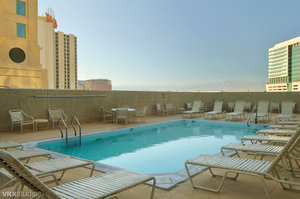Pool - California Hotel & Casino Las Vegas