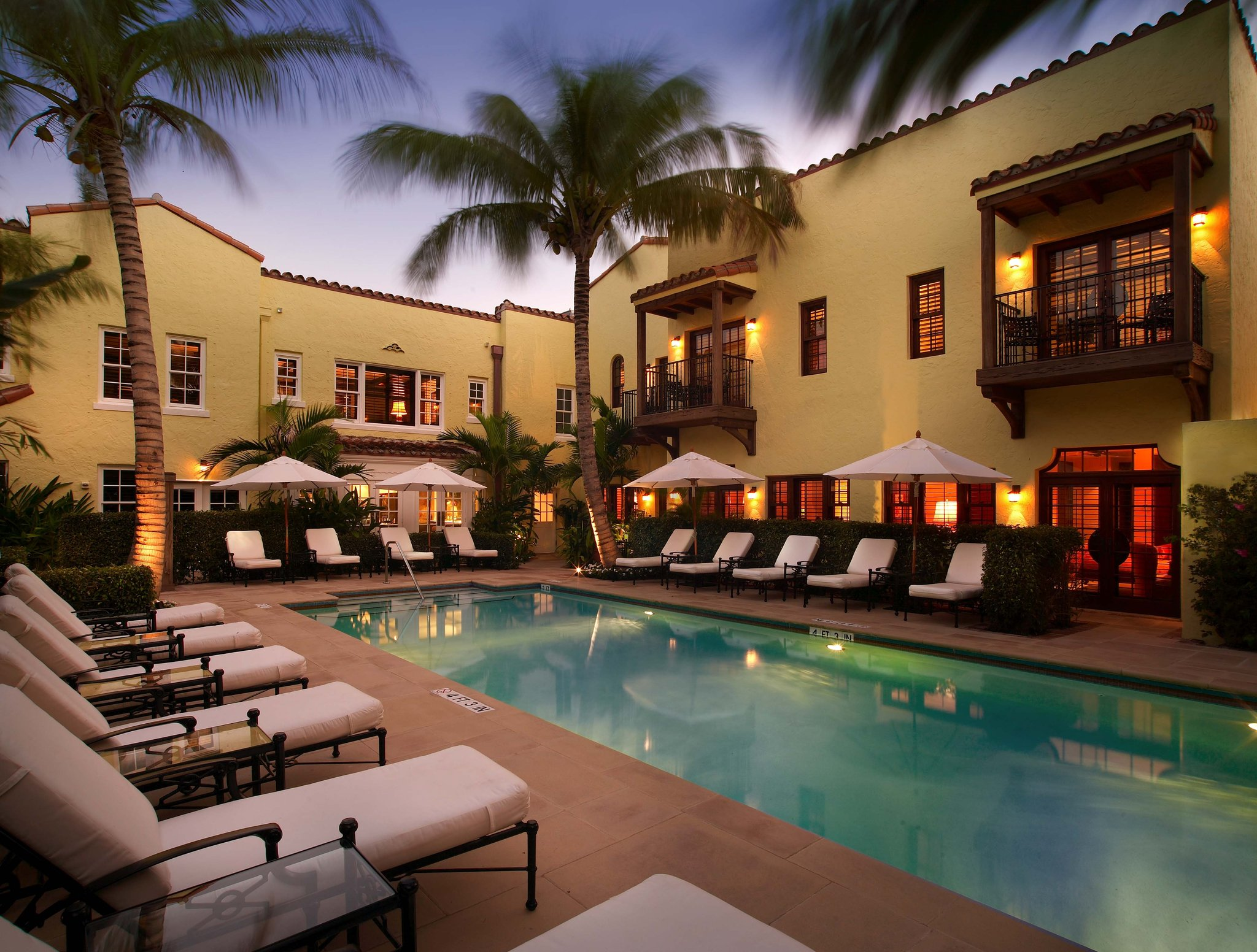 Meetings and Events at The Brazilian Court Hotel, Palm Beach, FL, US