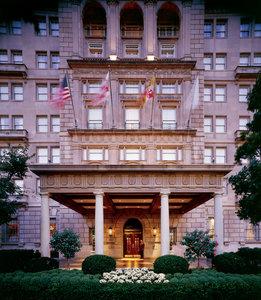 Exterior view - Hay-Adams Hotel DC