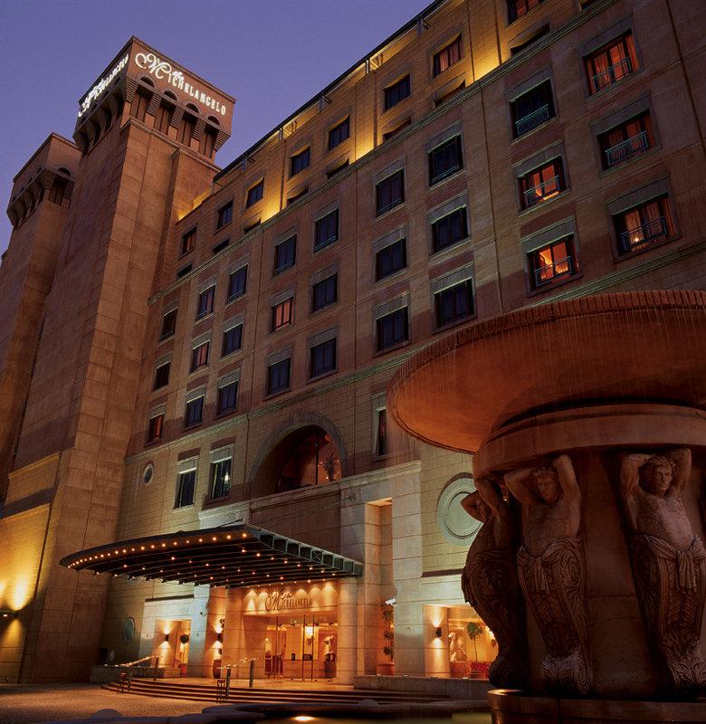 Michelangelo Hotel Johannesburg