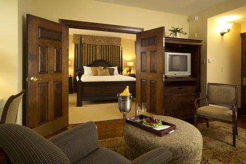 One of our elegant and spacious suites.