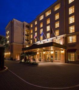 Exterior view - Renaissance by Marriott Hotel Charleston