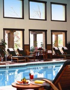 pool tenaya lodge at yosemite fish camp - Cool Indoor Pools With Fish