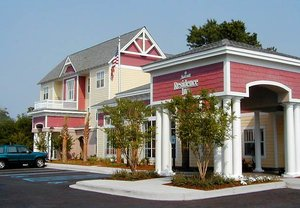 Exterior view - Residence Inn by Marriott Mt Pleasant