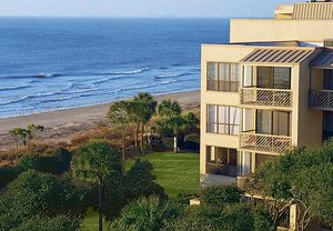 Exterior view - Marriott Vacation Club Monarch Hotel Hilton Head