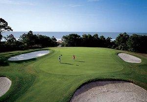 Golf - Marriott Vacation Club Monarch Hotel Hilton Head