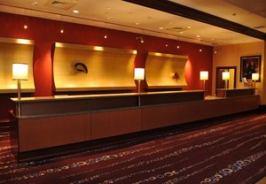 Lobby - Marriott Hotel Downtown Indianapolis