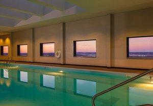 Fitness/ Exercise Room - Marriott Hotel Downtown Kansas City