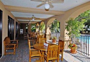 Pool - Courtyard by Marriott Hotel Cocoa Beach