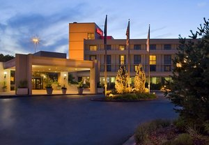 Exterior view - Marriott Hotel Omaha