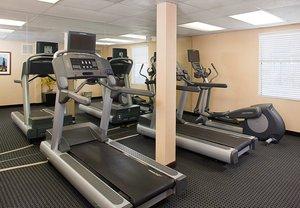 Fitness/ Exercise Room - Residence Inn by Marriott Ontario