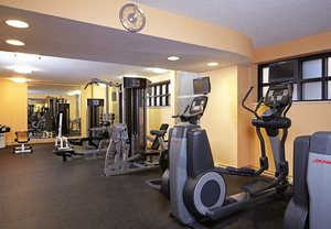 Fitness/ Exercise Room - Marriott City Center Hotel Portland