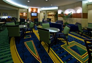 Bar - SpringHill Suites by Marriott Columbus