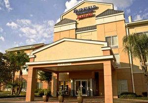 Exterior view - Fairfield Inn & Suites by Marriott McAllen