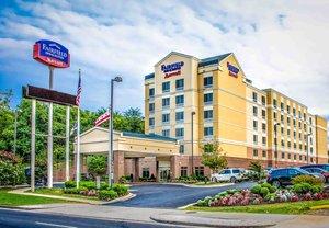 Exterior view - Fairfield Inn & Suites by Marriott New York Avenue DC