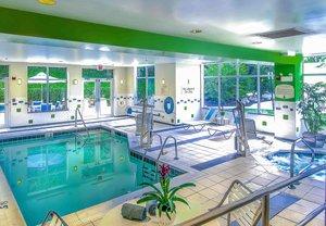 Fitness/ Exercise Room - Fairfield Inn & Suites by Marriott New York Avenue DC