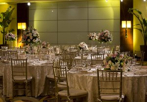 Ballroom - Marriott Hotel Washington Metro Center DC