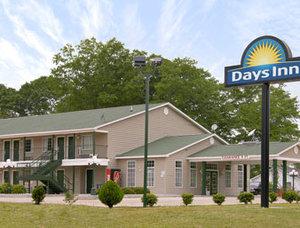 Exterior view - Days Inn & Suites Pine Mountain