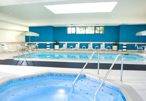 Fitness/ Exercise Room - Courtyard by Marriott Hotel Southcenter Tukwila