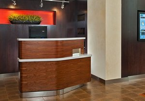 Lobby - Courtyard by Marriott Convention Center Hotel DC