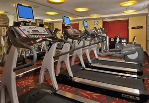 Fitness/ Exercise Room - Courtyard by Marriott Convention Center Hotel DC