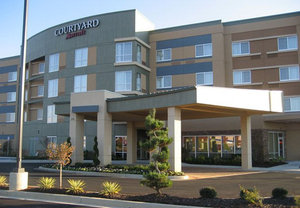 Exterior view - Courtyard by Marriott Hotel McDonough