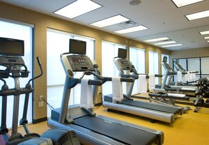 Fitness/ Exercise Room - Courtyard by Marriott Hotel McDonough